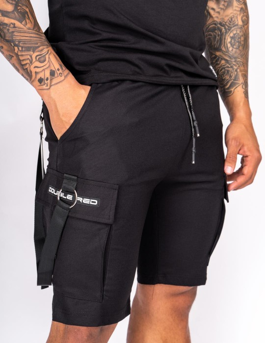 Samurai Shorts Black