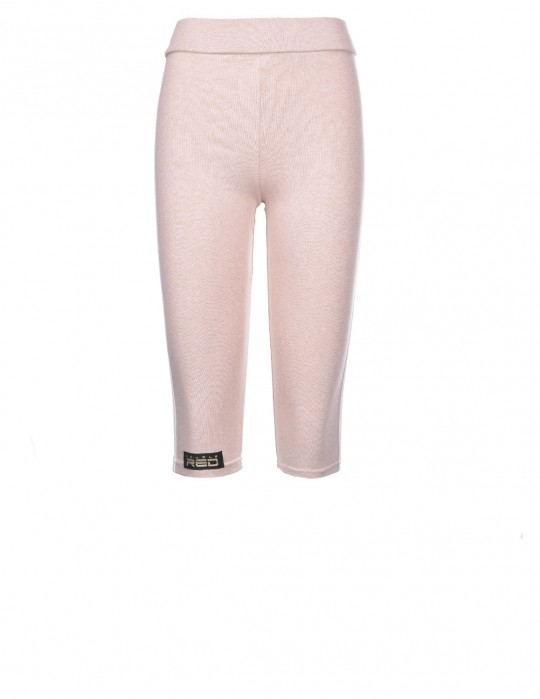 Leggins SPORT IS YOUR GANG Gold Forever Creme