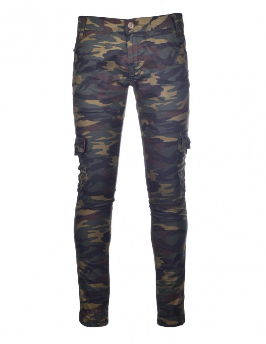 Soldier Camodresscode Pants