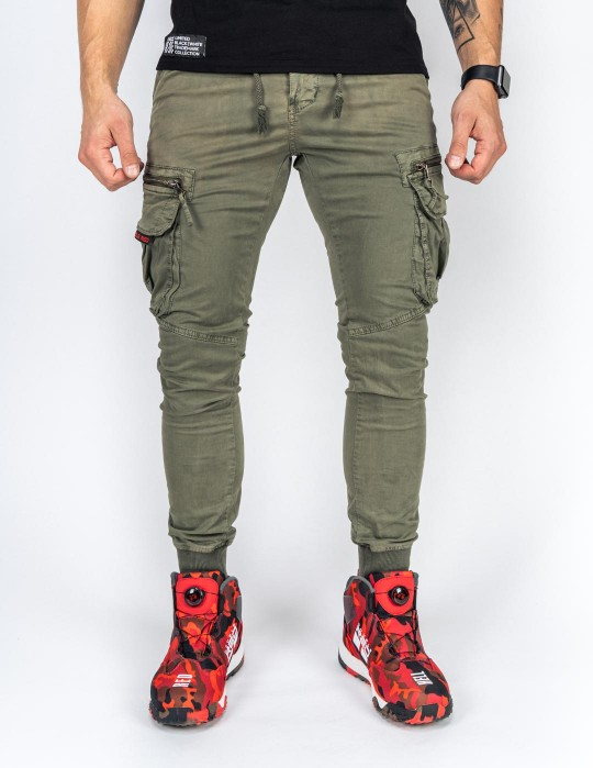 Pants Street Hero Green