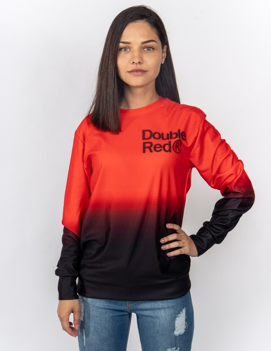SHADOWS BW Edition Sweatshirt Black/Red