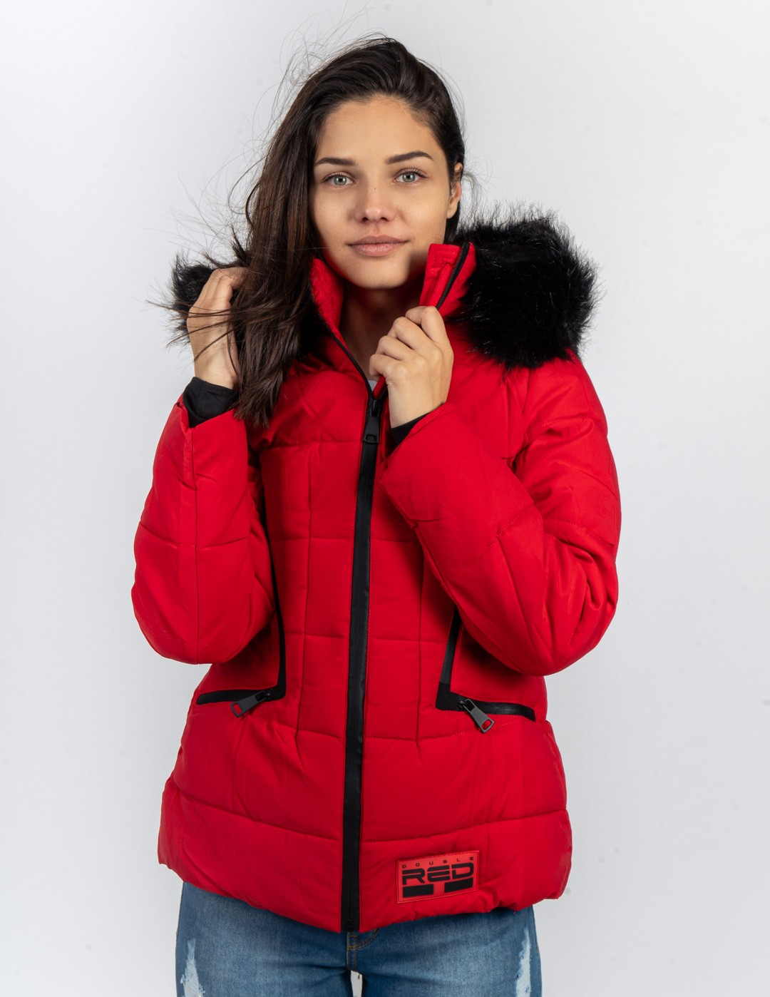 AVALANCHE Jacket Red