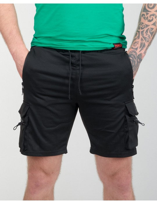 SPORT IS YOUR GANG Shorts Black