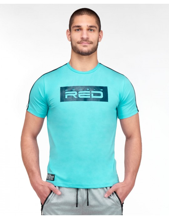 T-Shirt B&W Limited Carbon Edition Turquoise