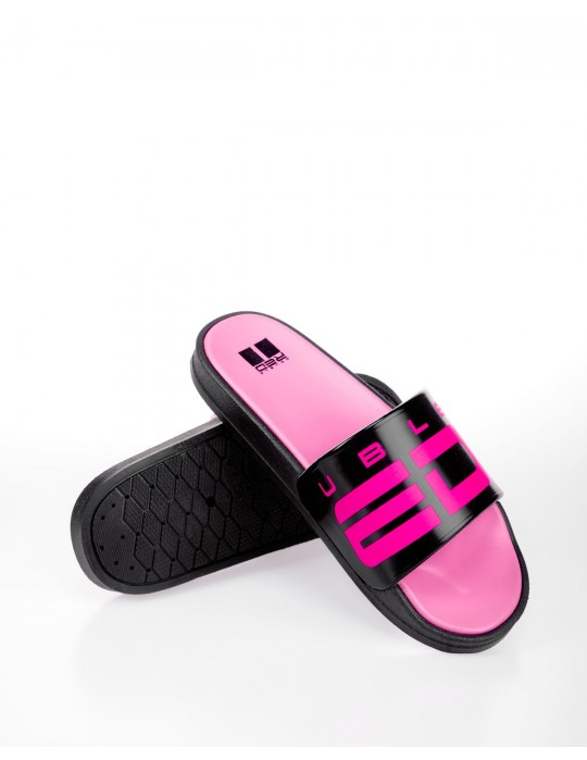 Neon Streets™ Slippers Pink