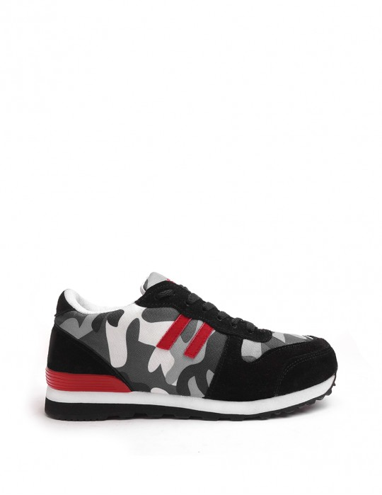 DOUBLE RED B&W™ sneakers