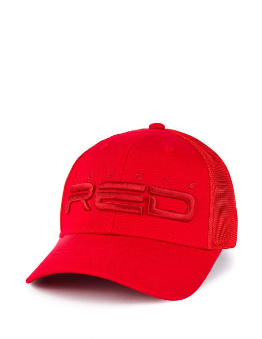 DOUBLE RED ALLRED Airtech Mesh Cap