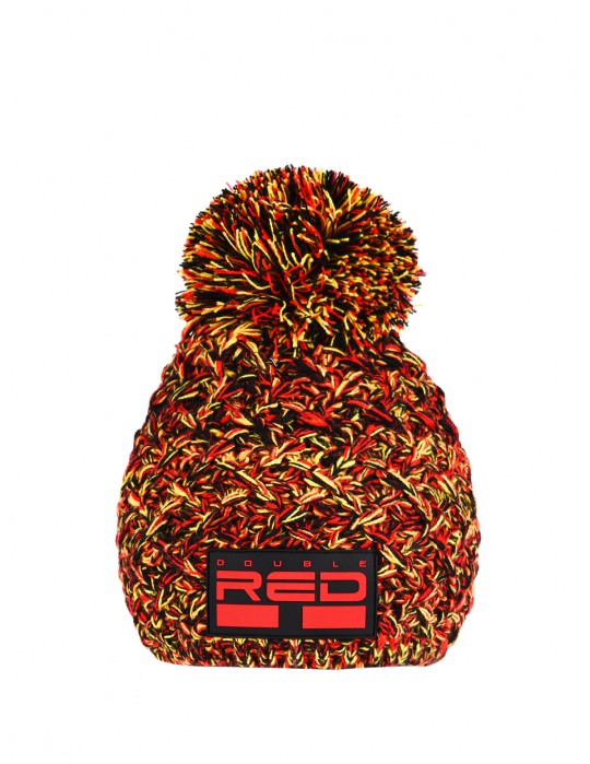 TELLURIDE Black/Red Cap
