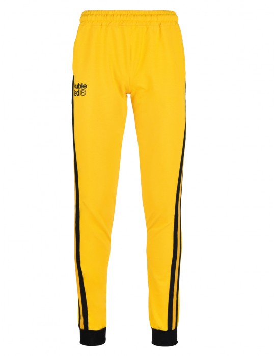 Tracksuit Bottoms KUNG FU Master Yellow