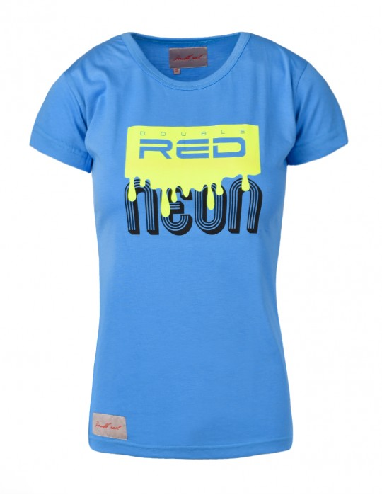 DOUBLE RED NEON BLUE
