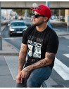 Black Money Red Style T-Shirt Black