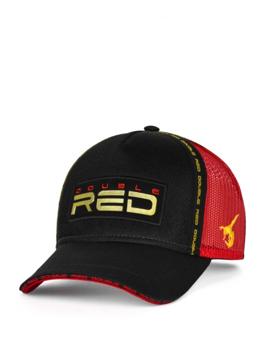 DOUBLE RED EXQUISIT Cap WASP