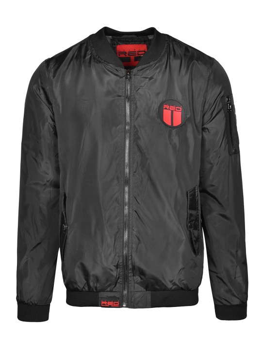 GLORIOUS Fly Jacket Black