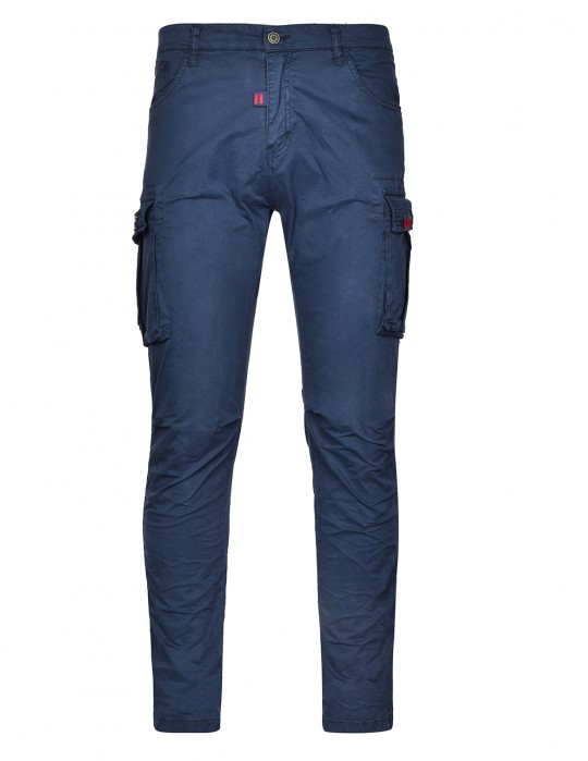 Street Hero Pants Blue