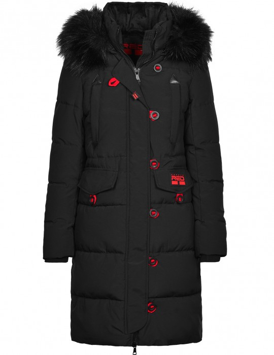 AVALANCHE Parka Black