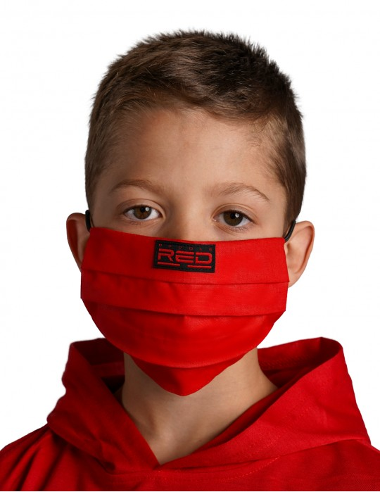 REDLIVE Rescuer Kids Red