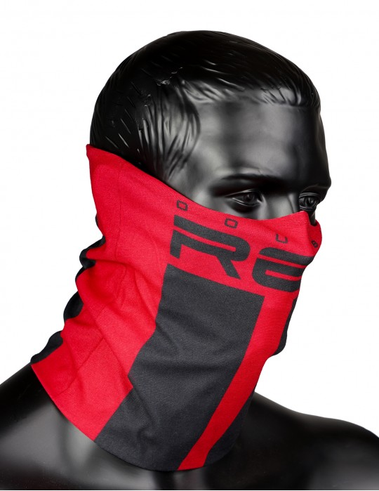 RED SQUAD Snood Red