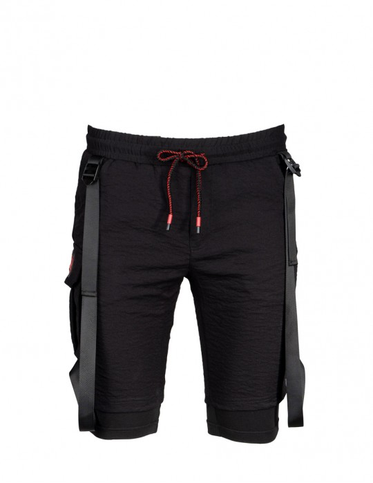Bushido Shorts Black